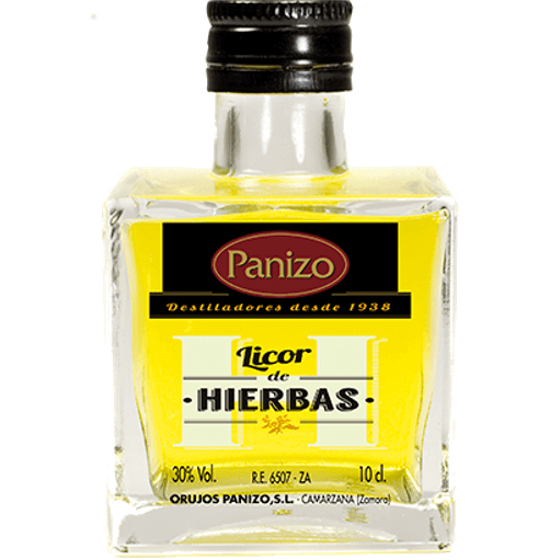 Herbs liquor gifts 10 cl