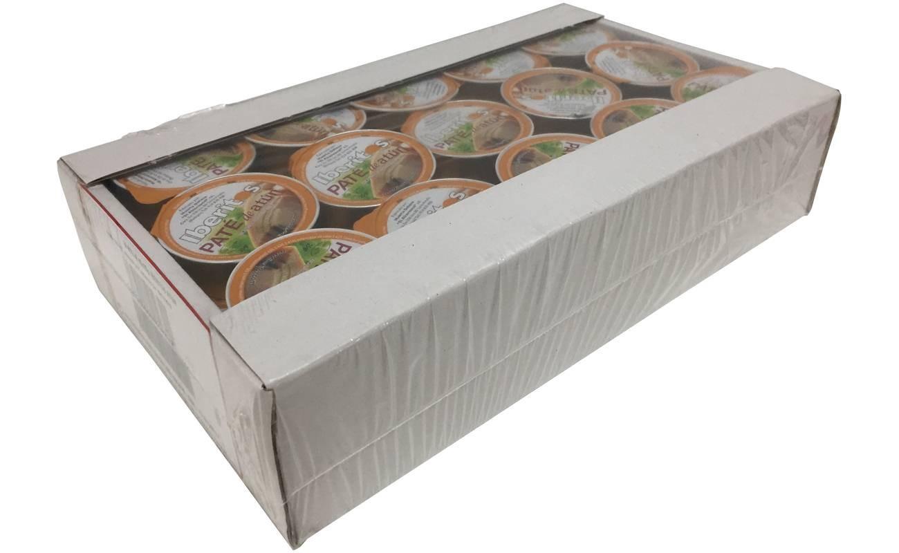 "Paté de Atún en Aceite ""Iberitos"" (23 gr x 45 uds)"