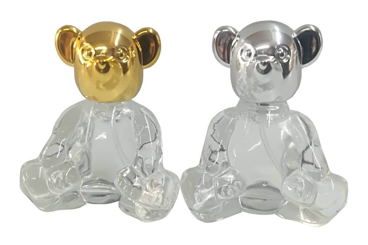 Eau de toilette mini Silver-Gold Bear 15 ml  for gift