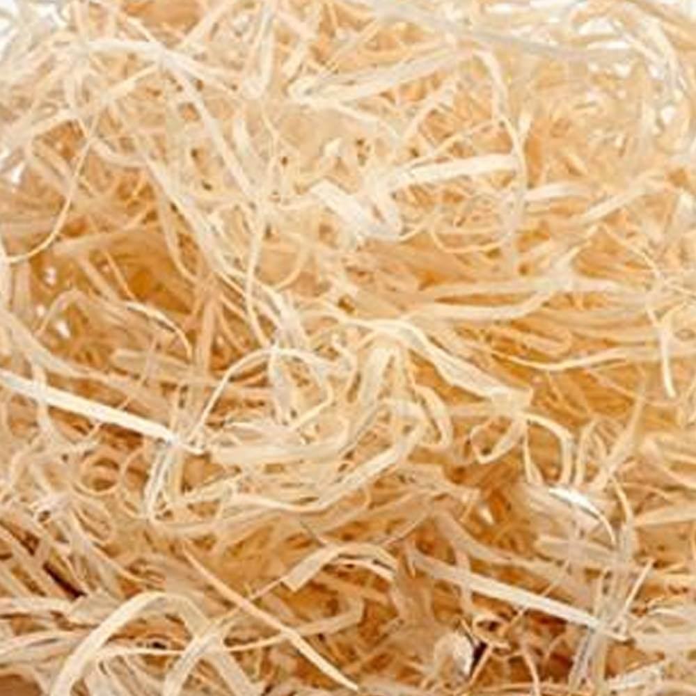 Virutas de madera pasto para decorar tus regalos, cestas y estuches