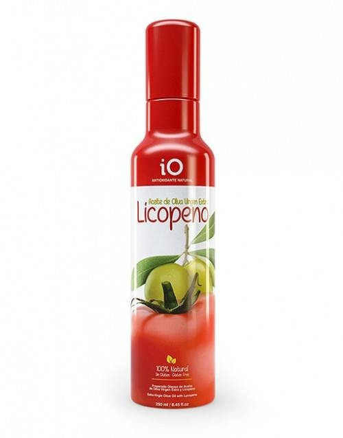 Extra Virgin Olive Oil with Lycopene IO