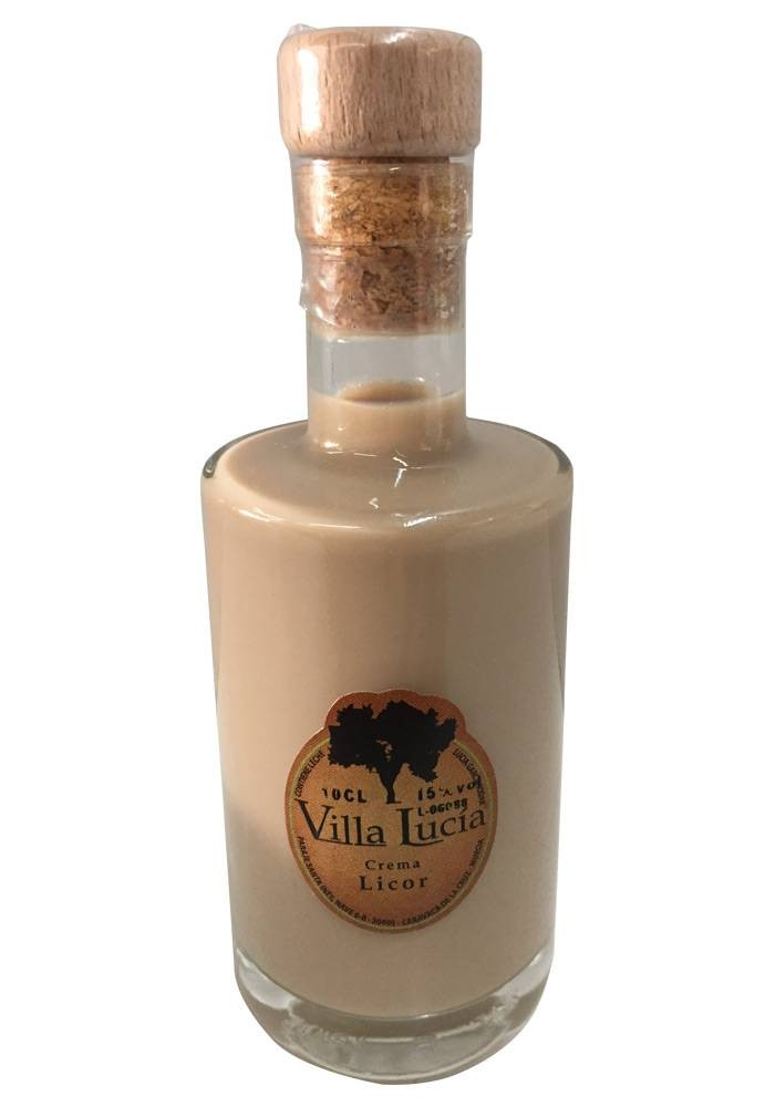 "Liquor bottle ""Bella"" miniature 10 cl (Three flavors)"