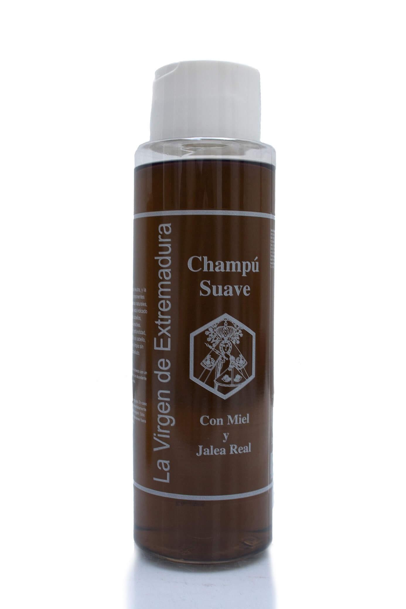 Shampooing neutre au miel et gelee royale