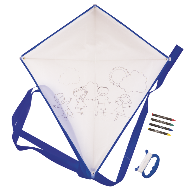 Children's Comet with Drawings and Waxes