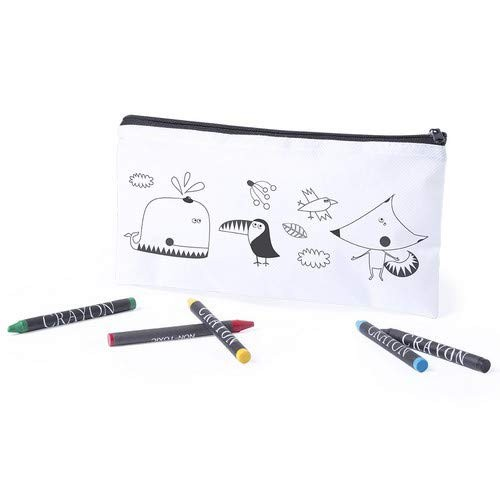 Whale case for children coloring