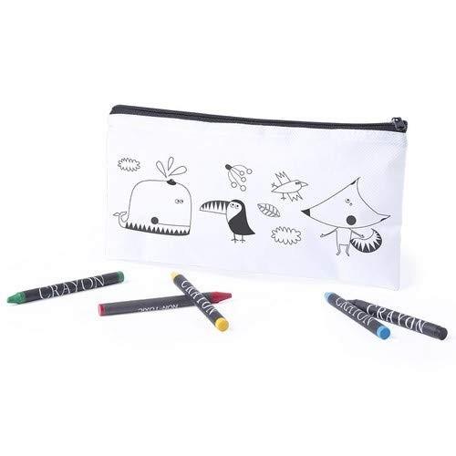 Etui à baleine pour enfants à colorier