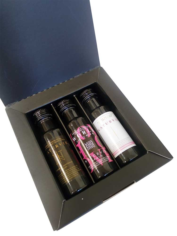 Gift Pack Miniature Olive Oil