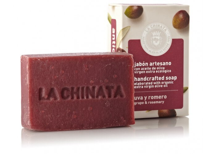 Handcrafted Soap: Antioxidant Grape and Rosemary