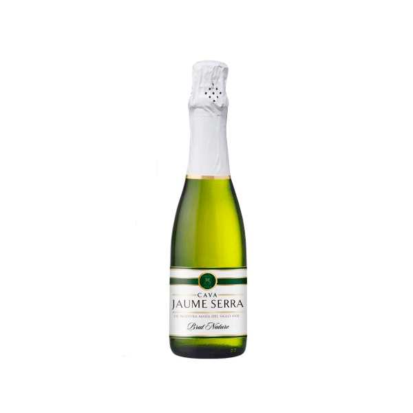 Benjamin Cava Jaume Serra Brut Nature bottle 20 cl