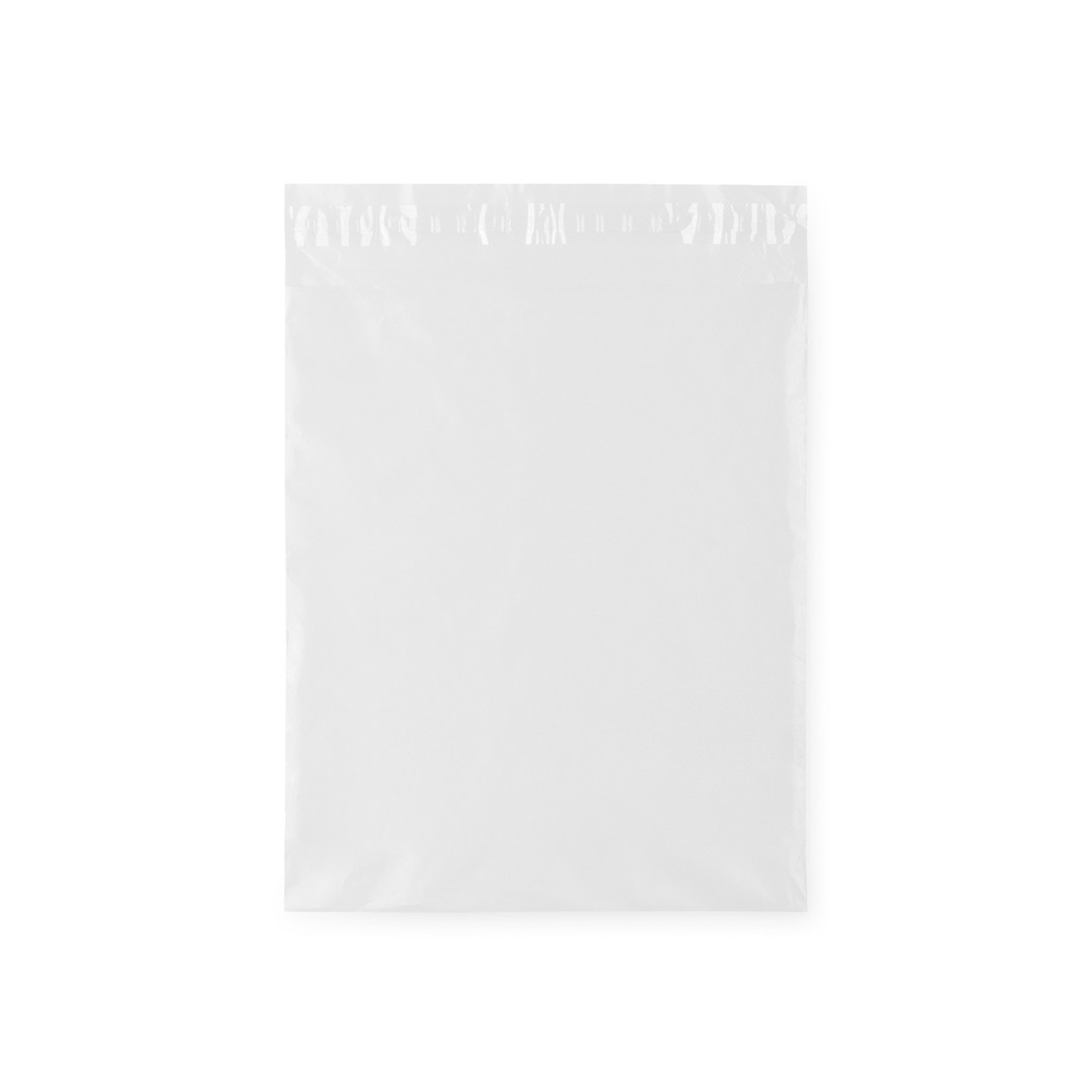 Bolsa blanca para guardar detalles infantiles