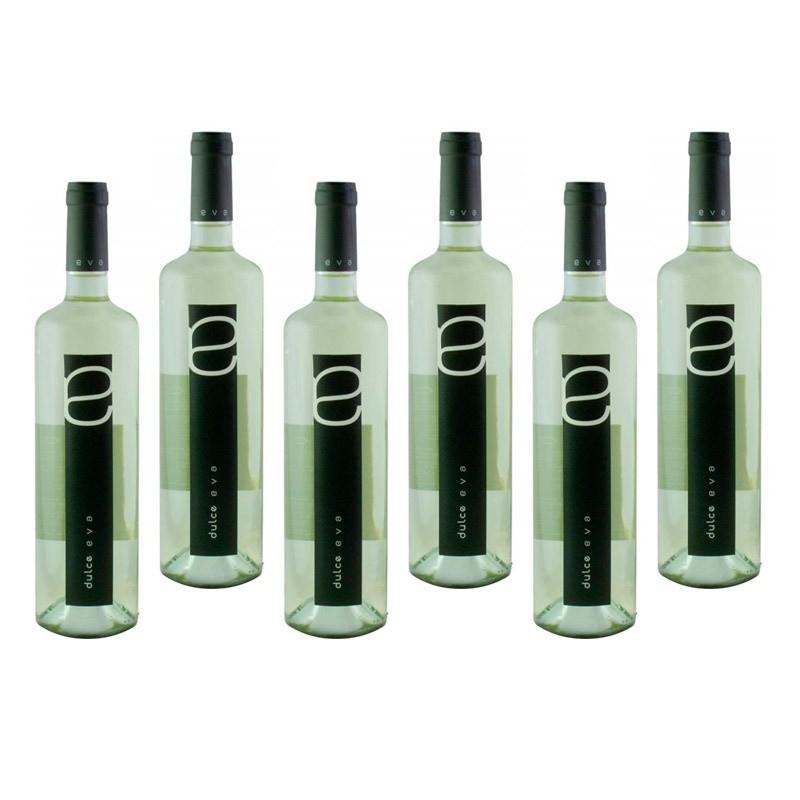 Pack 6 botellas de vino Dulce Eva