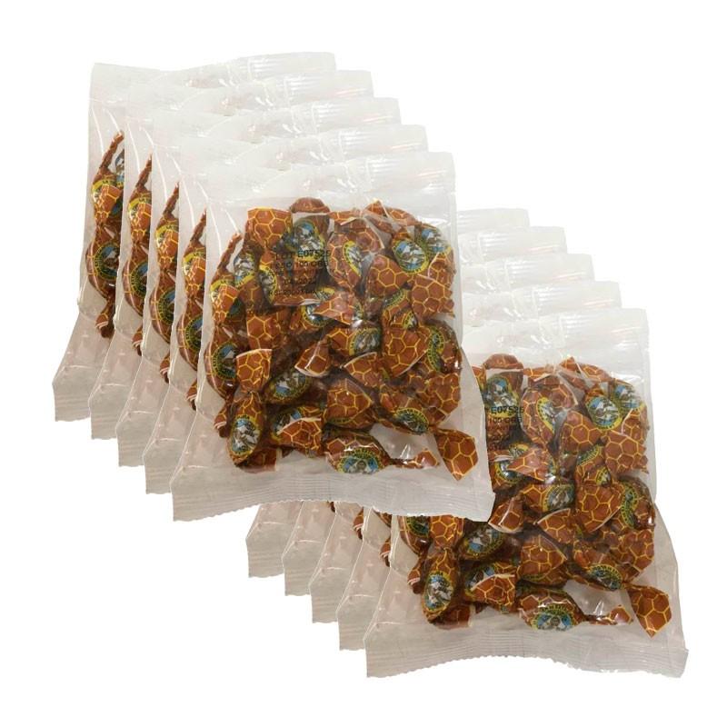 Caramelos Artesanos de miel y propóleo 1kg