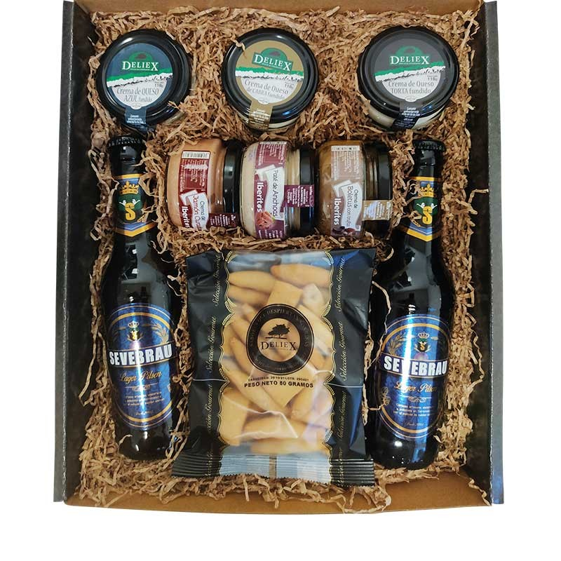 Picoteo Case 1- Beers, pâtés and cheeses