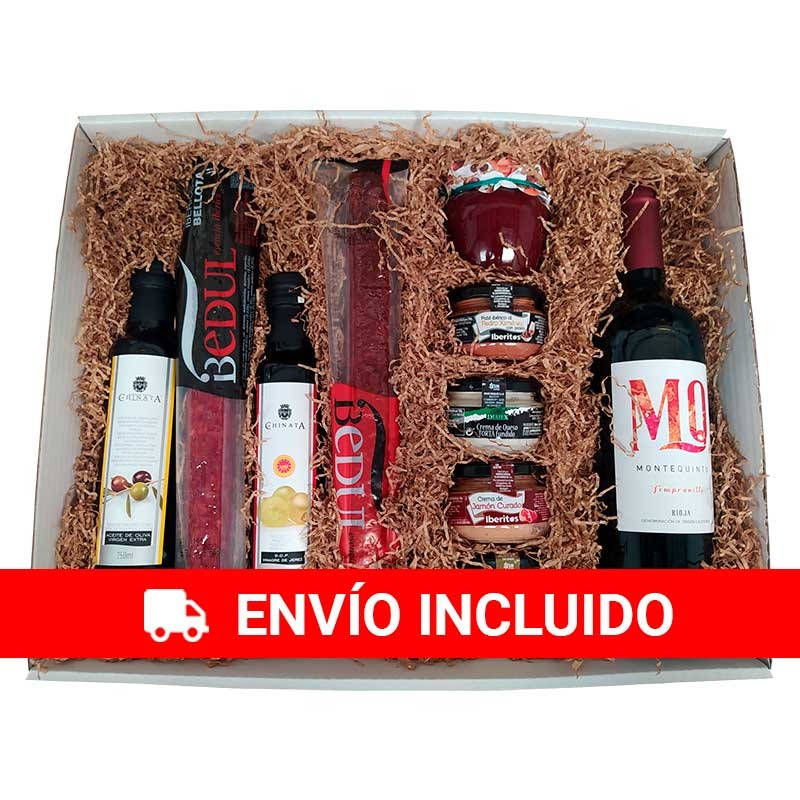 Special Gourmet Gift Case