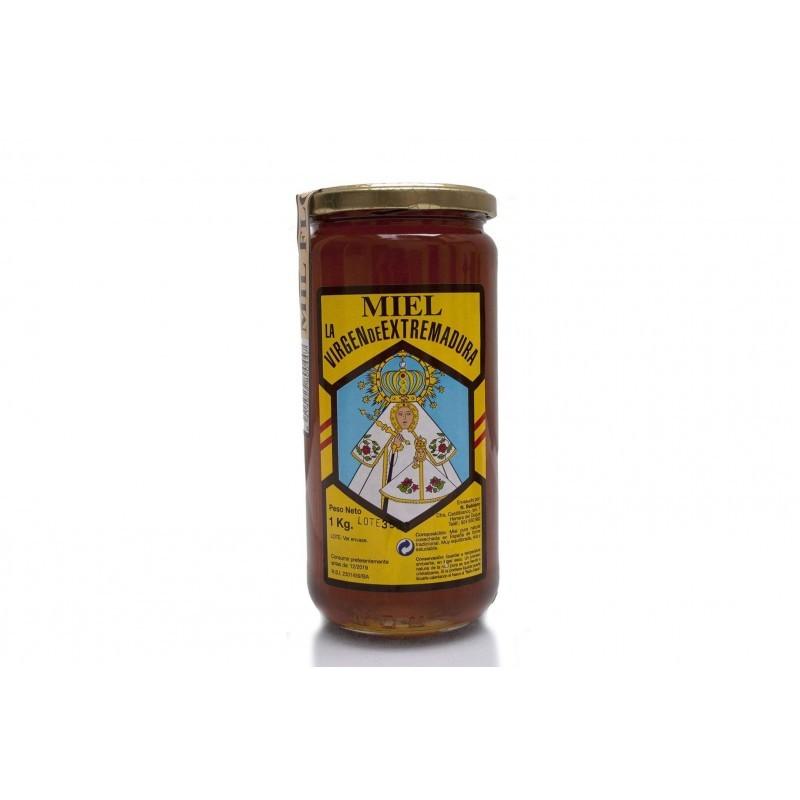 Miel de montagne de Guadalupe (1kg)